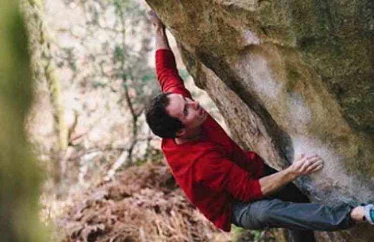 Video über Carlo Traversi's Begehung von Gecko (8b+)