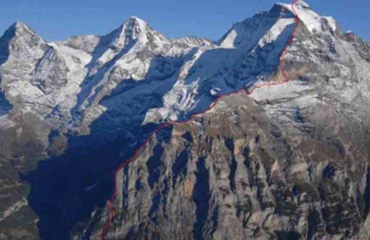 Eintagesbegehung des vertikalen Jungfraumarathons
