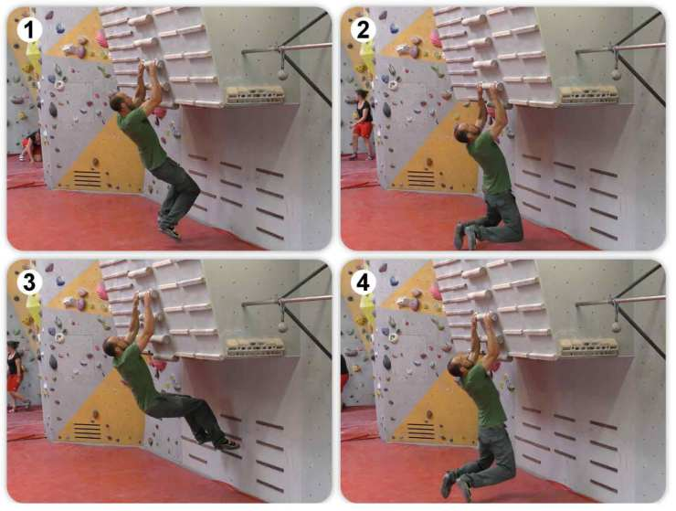 Double Dyno Loaded - Trainingstipp - Klettern