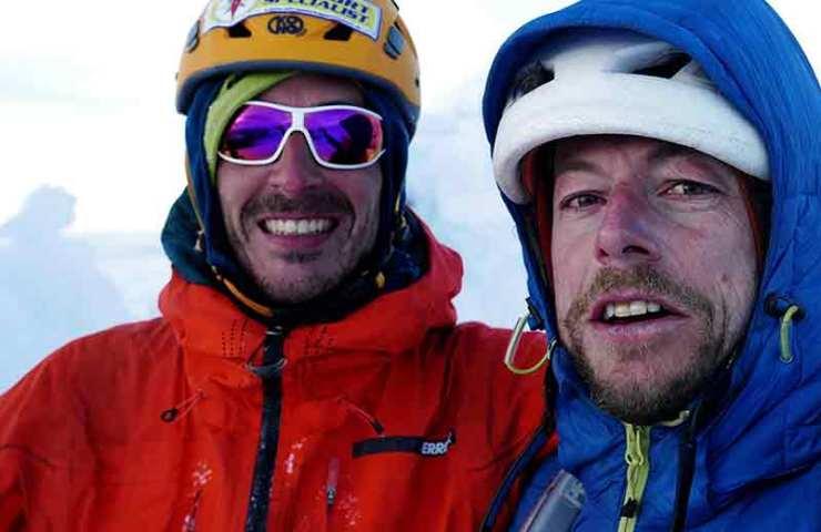 Silvan Schüpbach und Matteo Della Bordella gelingt Erstbegehung in Patagonien