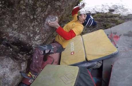 David von Allmen eröffnet An unexpected journey im Murgtal