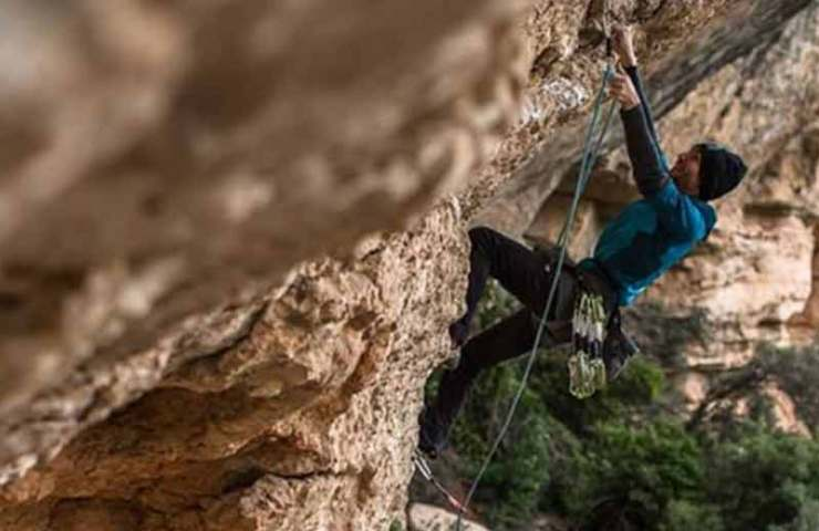 Stefano Ghisolfi secures the fourth ascent of Gancho Perfecto in Margalef