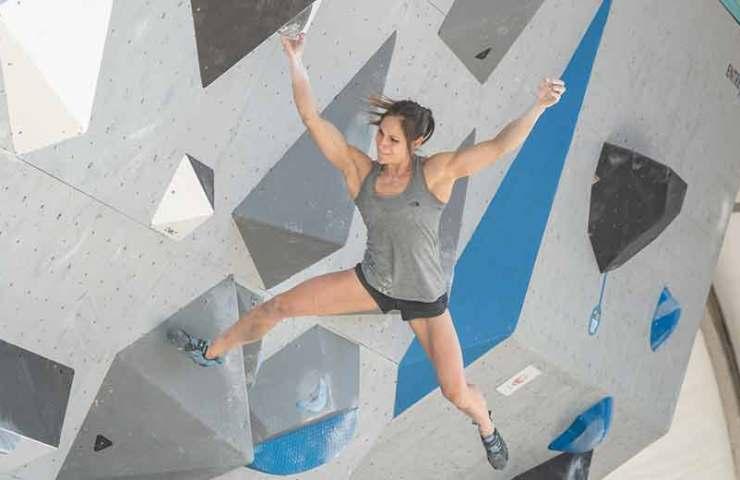 Alex Puccio gewinnt Boulderweltcup in Vail