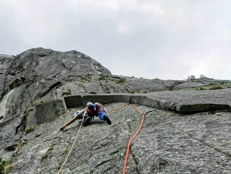 In-der-Route-Cool-Foot-Line-an-der-Grimsel-Handegg