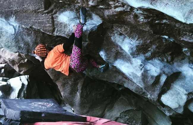 Thomas Saluz vom Bodhi Camping geht mit gutem Vorbild voran