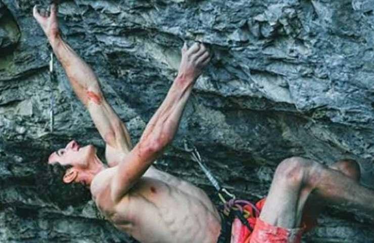 Deshalb bekommt man gepumpte Unterarme beim Klettern