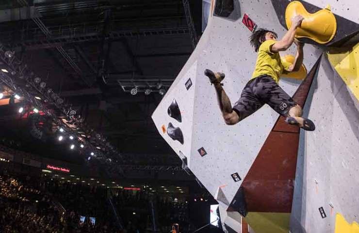 Adidas Rockstars 2018: Kletter-Wettkampf mit Athleten aus 20 Nationen