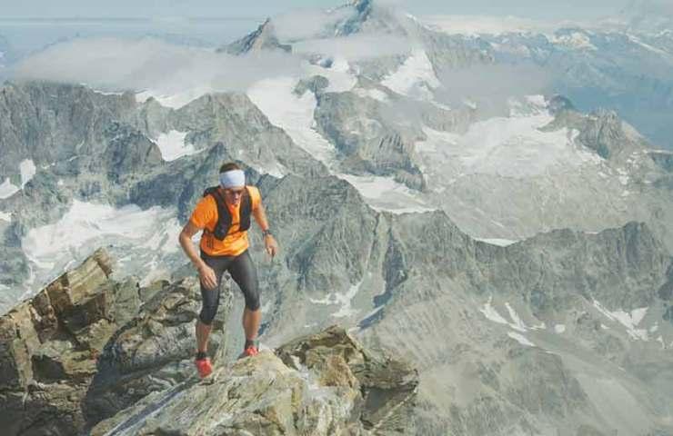 Andreas Steindl mit neuem Speedrekord am Matterhorn