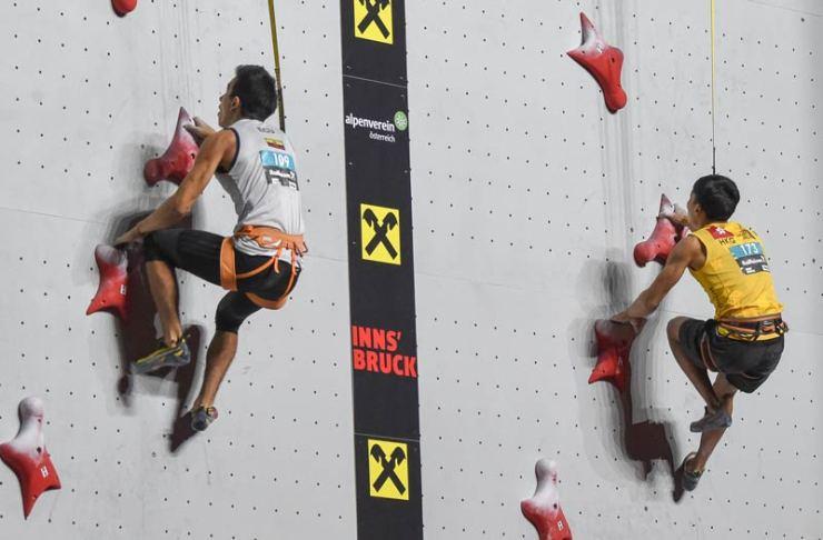 La disciplina Velocidad en un formato combinado - Combinado olímpico (foto Expa Pictures).