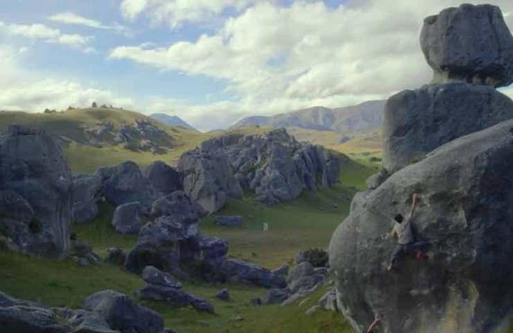 Boulderblöcke so weit das Auge reicht: Interessante Gebiete in Neuseeland