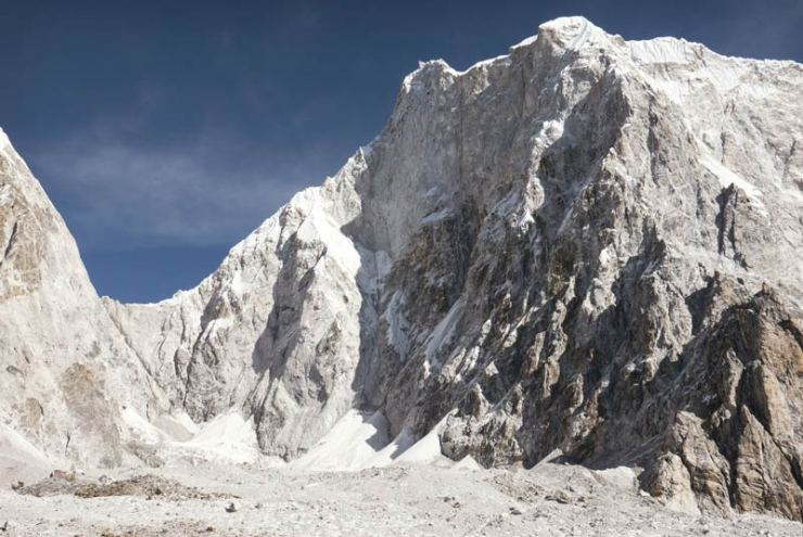 Der imposante Lunag Ri im Himalaya-Gebirge (Bild Red Bull Content Pool).