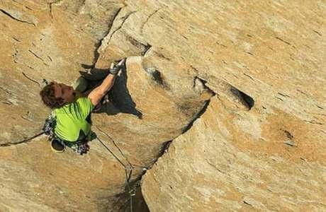 Adam Ondra klettert die Salathé-Wall im Yosemite Valley um ein Haar onsight