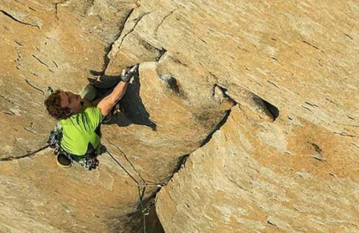 Adam Ondra klettert die Salathé-Wall im Yosemite Valley um ein Haar onsight
