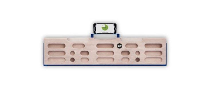 Das Zlagboard - Fingerboard mit persönlichem Trainer