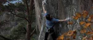 Shawn Raboutou: Route L'Oeuvre (8c+/9a) und Boulder Fondation Edge (8c) kurzerhand gepunktet