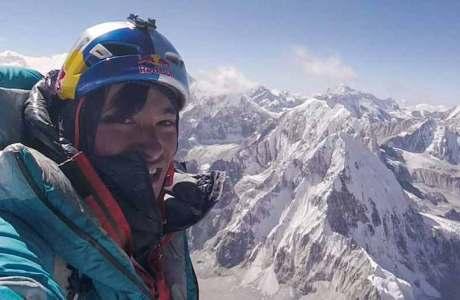 Video und Gedanken von David Lamas Erstbegehung am Lunag Ri