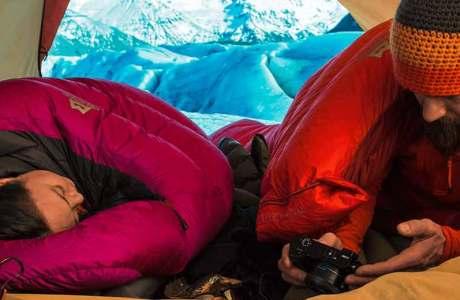 Produkt des Monats: Der Schlafsack Kryos von Mountain EquipmentProdukt des Monats: Der Schlafsack Kryos von Mountain Equipment