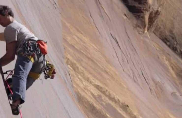 Vlog 12 - Adam Ondra sube a la pista de crack Supercrack en Indian Creek, Utah