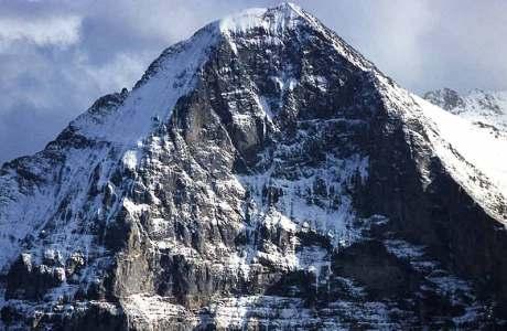 Alpinist in der Eiger Nordwand tödlich verunfallt