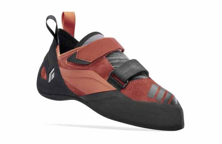 Comfort despite high-performance properties - The climbing shoe Focus of-Black-Diamond