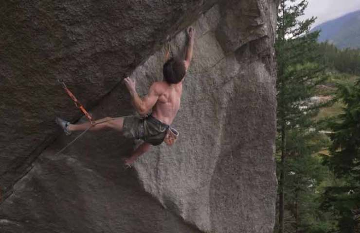 Video: Jimmy Webb klettert Squamish-Klassiker Dreamcatcher
