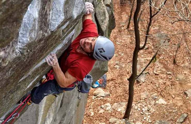 Jacopo Larcher gelingt in Cadarese die Erstbegehung der wohl schwersten Trad-Route der Welt