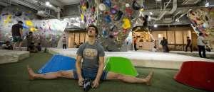 Video: Adam Ondra fährt nach Tokyo um den den modernen Wettkampfstil zu trainieren