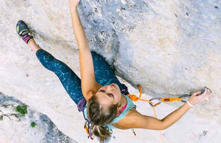 The Petzl Junior Rock Camp comes to Switzerland