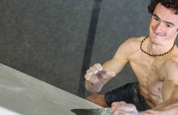 So sieht ein typischer Tag von Adam Ondra aus: Training, Training, Training
