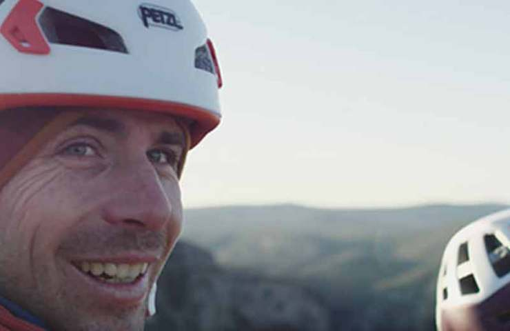 A helmet for all your outdoor adventures: Petzl Meteor
