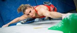 Petra Klingler und Sascha Lehmann sind Boulder-Schweizermeister 2019