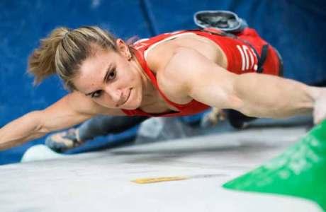 Petra Klingler and Sascha Lehmann are Boulder Swiss Champions 2019