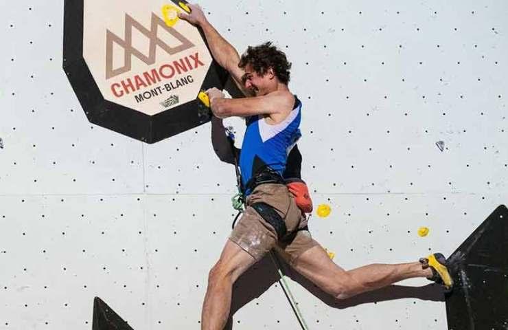 Adam Ondra über den Traum-Wettkampf in Chamonix