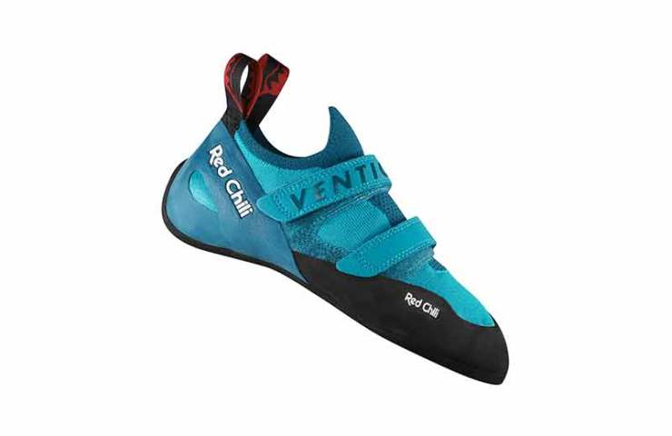 The Red Chili Ventic Air: A comfortable climbing shoe for beginners