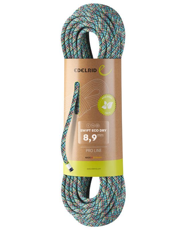 Cuerda de alpinismo Edelrid Swift Eco-Line Dry_Pro