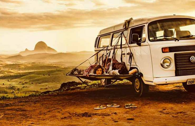 You need this equipment for a perfect vacation with the VW bus