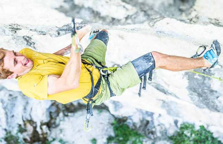 Seb Bouin commits the hardest route in France: La Rage d'Adam (9b / +)