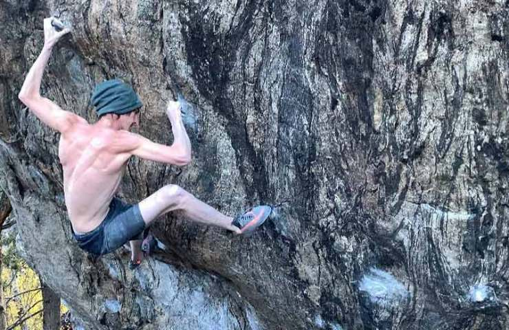 Dave Graham commits long-term project Hypnotized Minds (8c +)