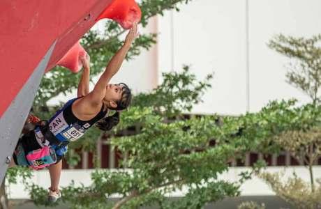 Kletter-Weltcup Xiamen 2019 - Infos und Live-Stream