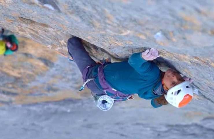 Roger Schäli, Nina Caprez y Sean Villanueva abren la ruta de escalada más dura en la cara norte de Eiger: Merci la Vie