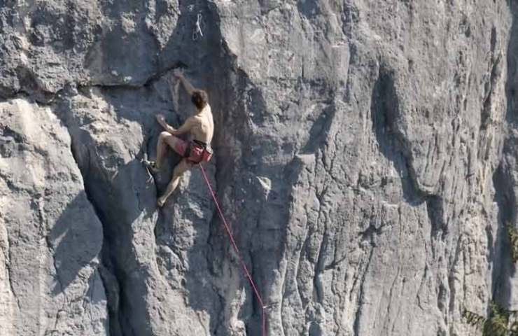 Video: The Route Qui (9a +) remained 23 years without repetition