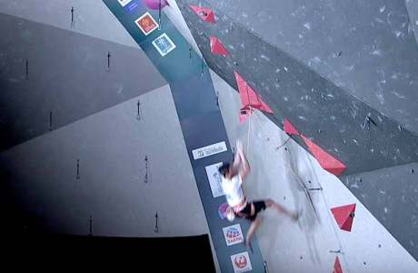 Qualification Toulouse: Abandoned volume and Ondra with Olympic ticket