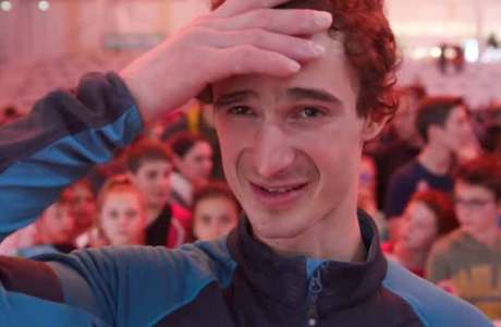 For Adam Ondra, Toulouse was pure stress
