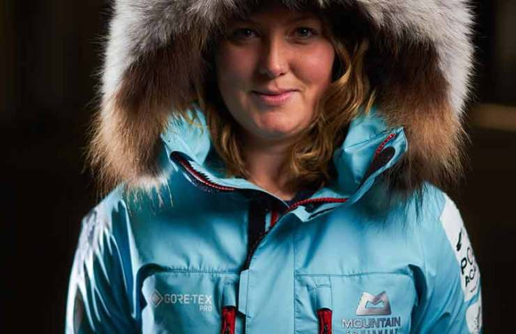 Weltrekord: Mollie Hughes mit Solo-Ski-Expedition in der Antarktis