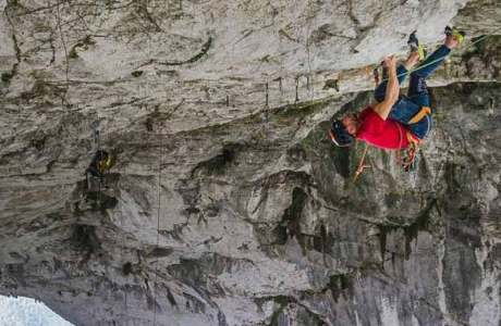 You can immortalize yourself in Edu Marin's climbing film Cielo de Roca