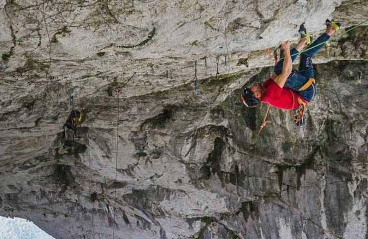 You can immortalize yourself in Edu Marin's climbing film Cielo de Roca