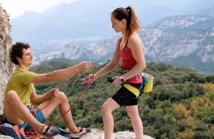 Adam Ondra: Beim Klettern am Limit brauche ich einen guten Sicherungspartner
