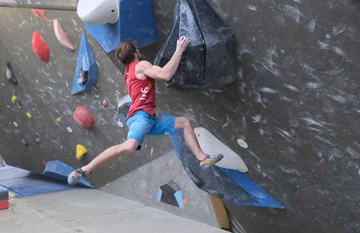 So trainieren die Schweizer Elite-Kletterinnen und -Kletterer