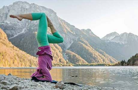 Yoga series: These yoga exercises are aimed at climbers
