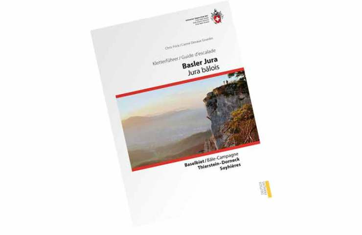 New climbing guide available: Basler Jura